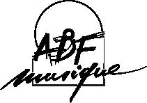 Logo ADF musique